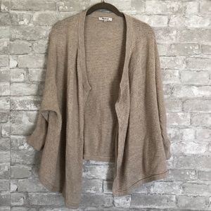 Madewell Cardigan Sweater XS Dolan Sleeves